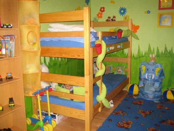 dětský pokojík r.2006