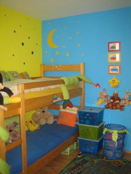 dětský pokoj 2008