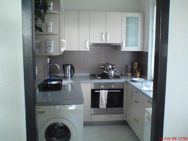 maxikuchyň v miniprostoru