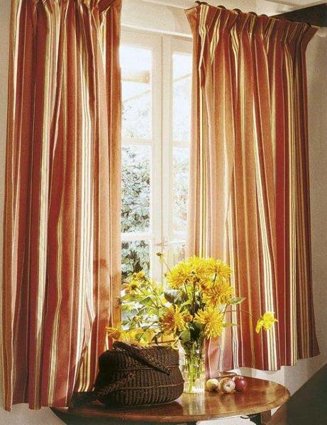 Závěsy - bytový textil