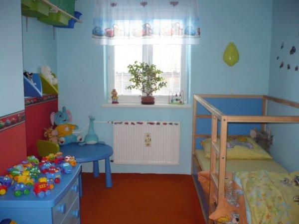nově vymalový pokojík