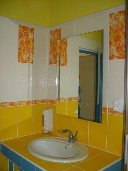 naše druhá koupelna