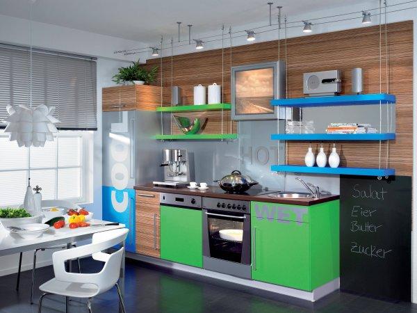 Kuchyně - folie