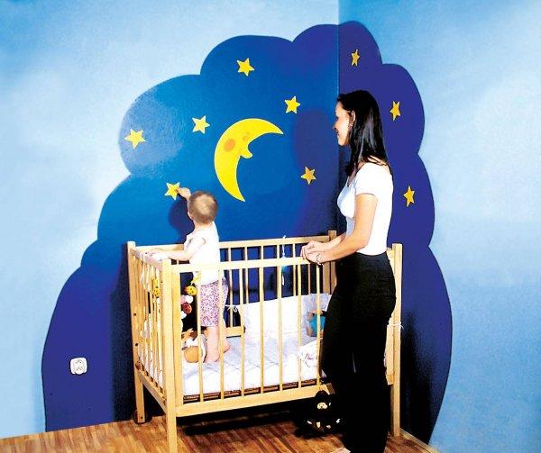 Dětský pokoj folie