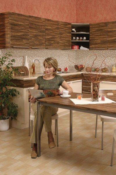 Kuchyňské linky folie
