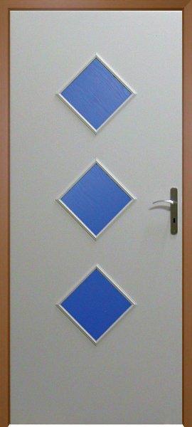 Dveřní lišty - dveře
