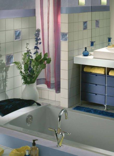Koupelny stěna