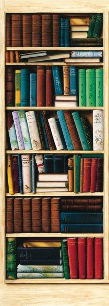Tapeta knihovna
