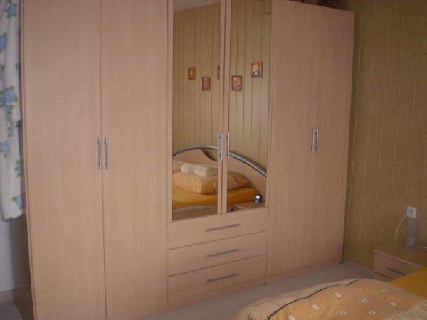 skříně - úložné prostory