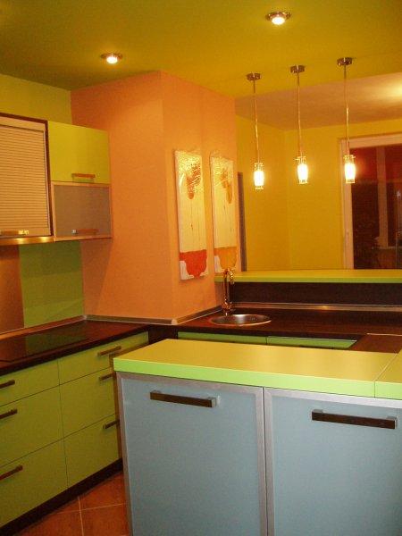 svieža kuchyňa - svěží kuchyně