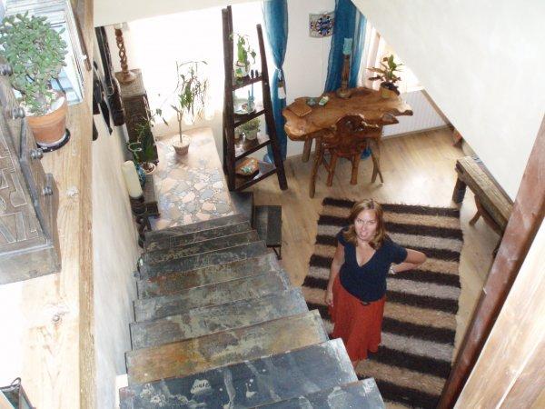 Soutěž - schody