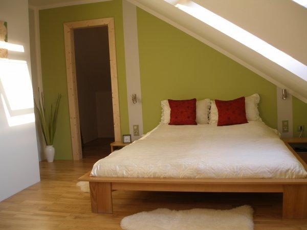 nová ložnice - postel