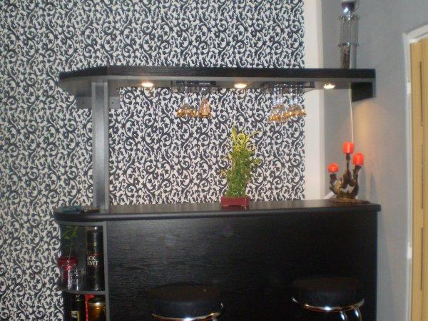 a malý bar