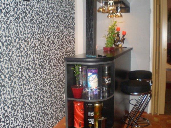 dekorace bar