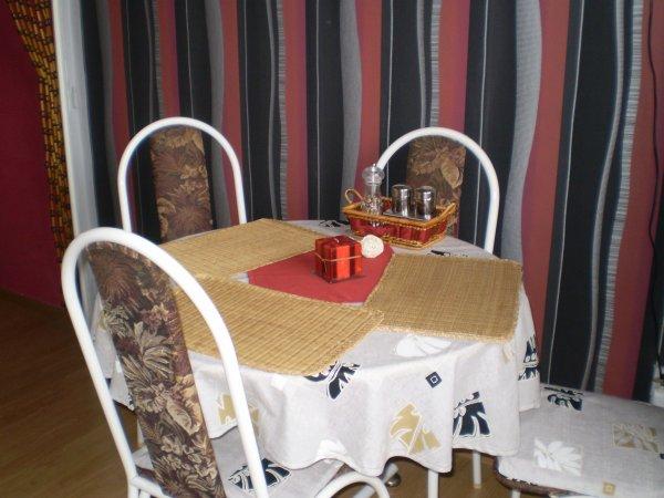 jídelní mini stoleček