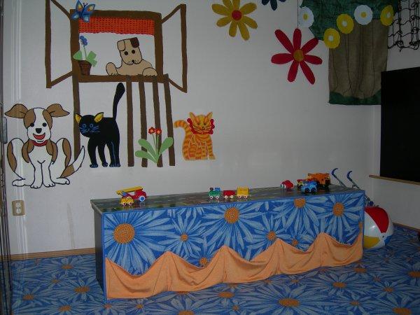 pokojík na hraní holek