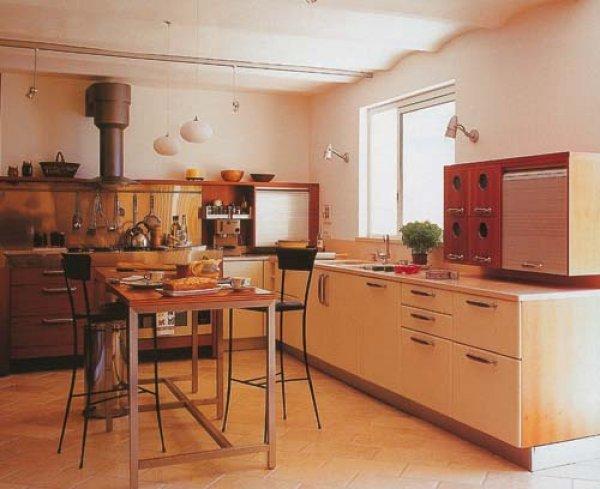 kuchyně retro