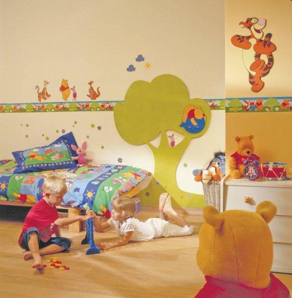 Pooh - dekorace