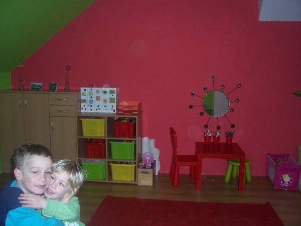 Dětský pokoj eliška