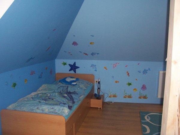 Dětský pokoj Michal