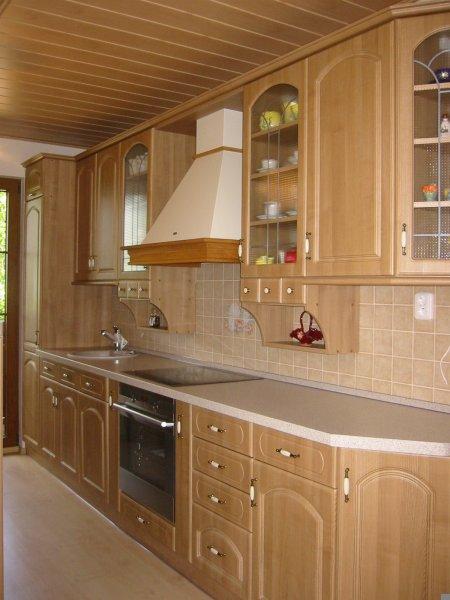Vlastni navh kuchyne