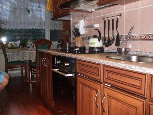 Panelák kuchyň
