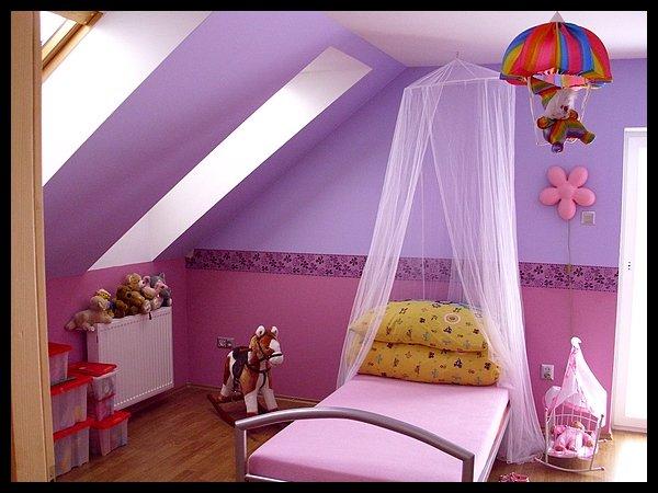 STEFANKY POKOJÍČEK - dětské pokoje
