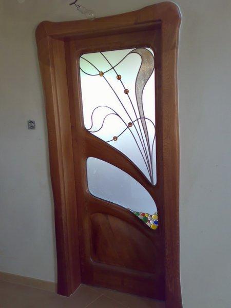 Zajímavé dveře