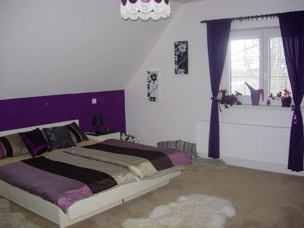 tm. fialová ložnice