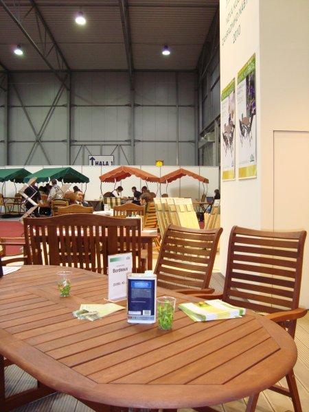 veletrh Zahradní nábytek 2010