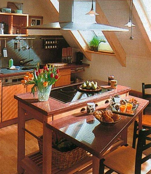 kuchyňka fotka