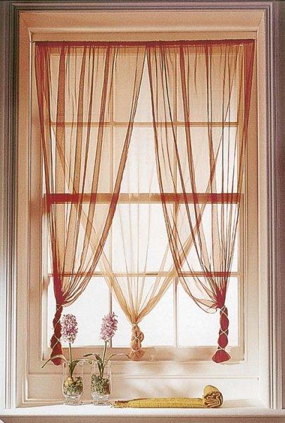 záclony - bytový textil