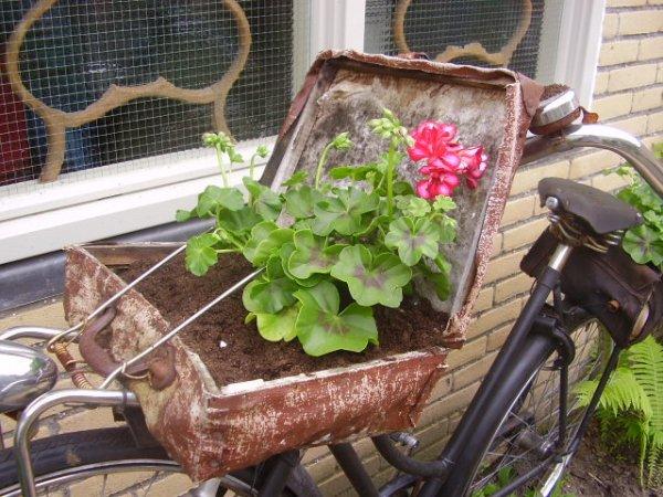 staré kolo nevyhazuj