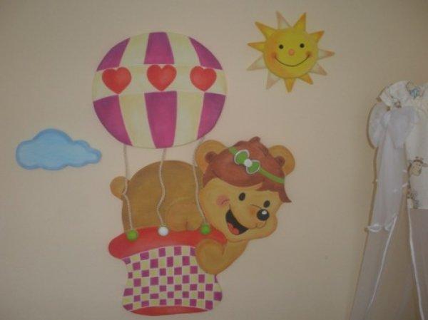 Medvědí holčička Mia