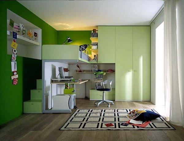 Dětské pokoje Battistella