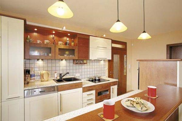 kuchyně - kuchyňka