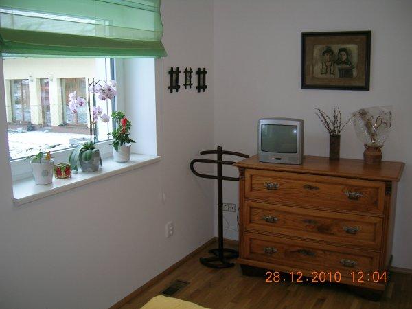 ložnice provizorní