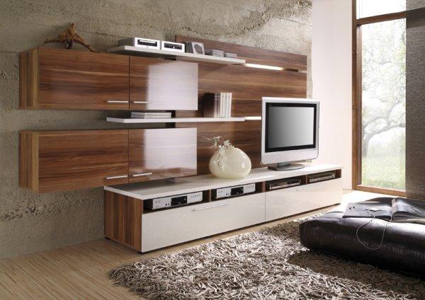 Obývací stěna Mikron