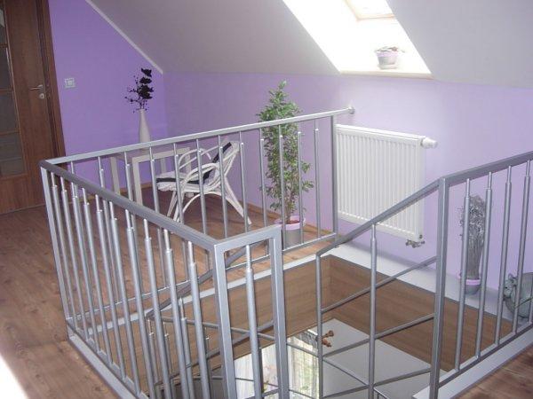 zábradlí   točivé schody