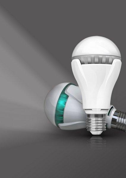 Úsporná LED žárovka