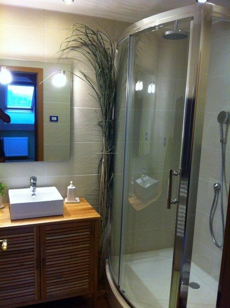 Naše koupelna
