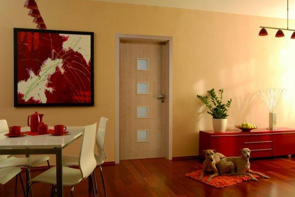 interiérové dveře, SEPOS