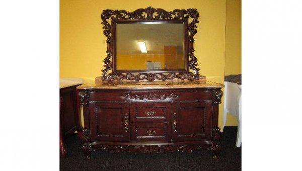 Retro nábytek do koupelny