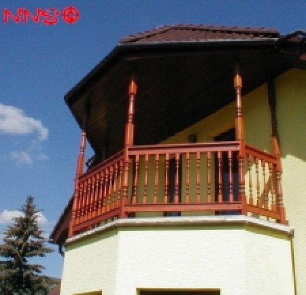 NNS zábradlí pro balkóny