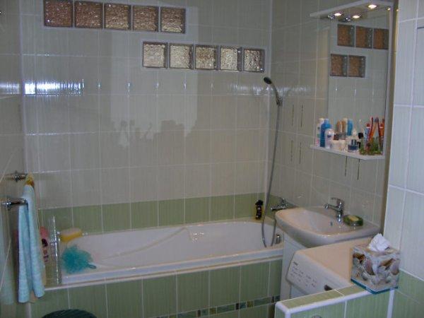 Kachlíky v koupelně