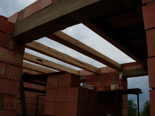 Trámové stropy
