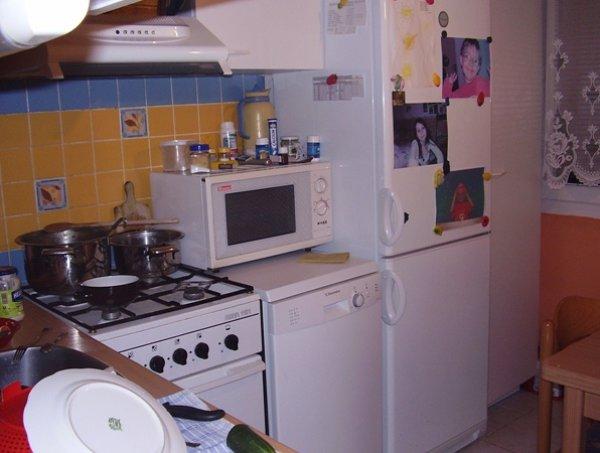 Menší kuchyně