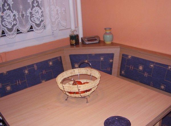 Pohodlné stolování