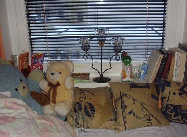 Dětský pokoj s medvědy