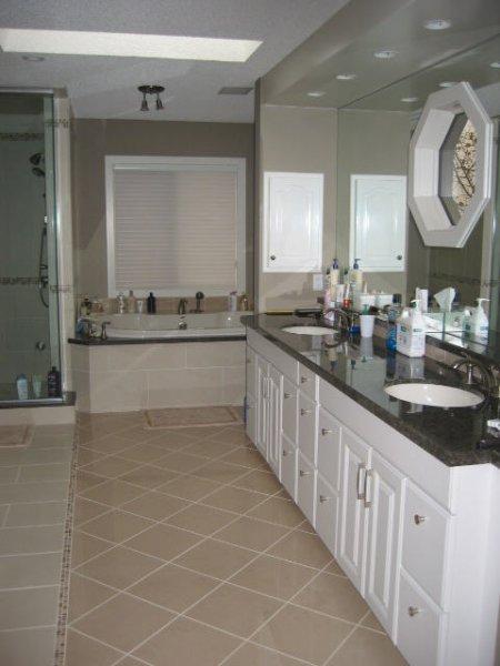 Koupelna s párou